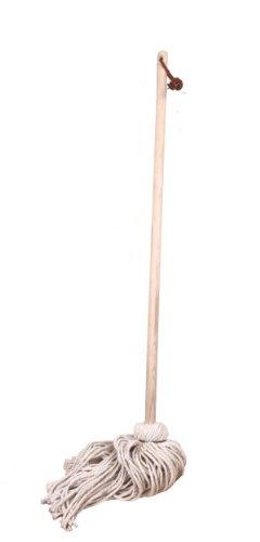Camden Rose Child's String Mop, 25', Maple Handle