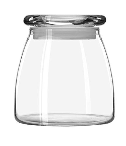 Libbey 27-Ounce Vibe Storage Jars, Set of 6
