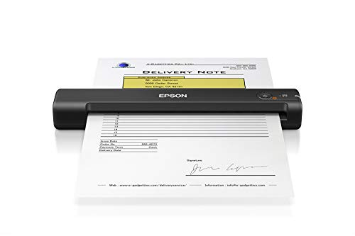 Epson WorkForce ES-50 Portable Sheet-Fed Document Scanner for PC and Mac