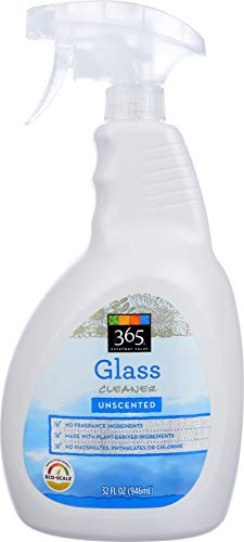365 Everyday Value, Glass Cleaner, Unscented, 32 fl oz