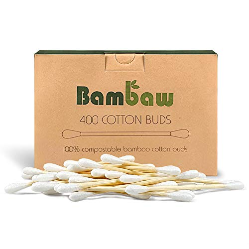 Bamboo Cotton Buds   Eco Cotton Buds   Cotton Swab   Wooden Cotton Bud   Eco Friendly packaging  ...