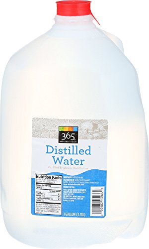 365 by Whole Foods Market, Water Distilled, 128 Fl Oz