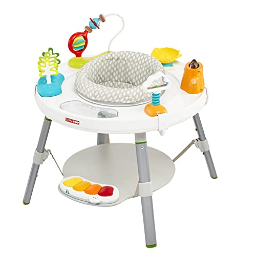 Skip Hop Baby Activity Center: Interactive Play Center with 3-Stage Grow-with-Me Functionality,...