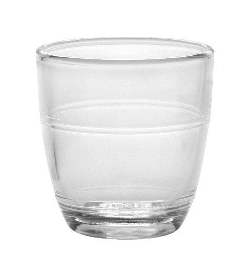 Duralex - Gigogne Clear Tumbler 90 ml (3 1/8 oz) Set Of 6
