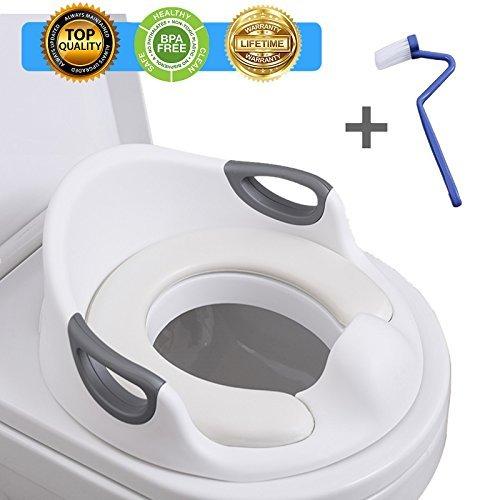 Potty Training Seat for Boys Girls Kids Toddlers Toilet Training Seat Potty Seat for Baby with...