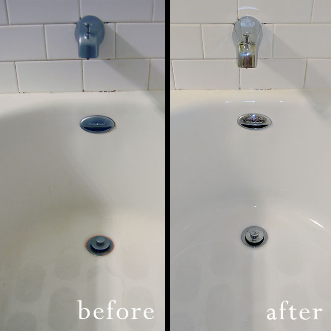 How To Deep Clean Your Shower And Bathtub A Clean Bee