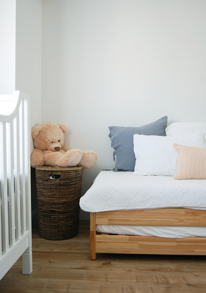 minimalist nursery essentials