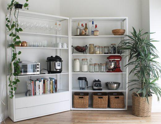 Minimalist Kitchen Makeover