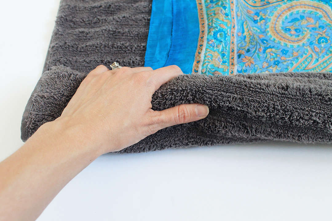 How to properly wash and dry silk