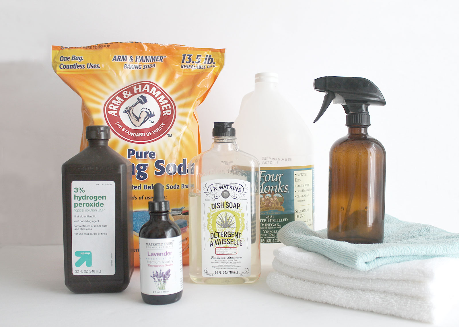 20 Zero Waste Cleaning Products For The Entire Home