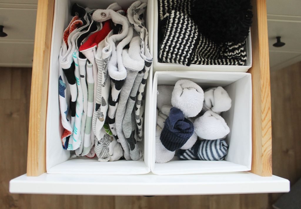 Cloth Storage Bins