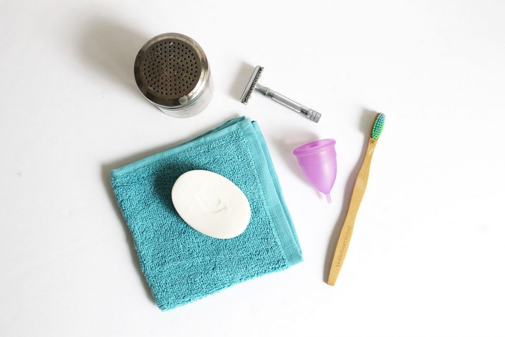 Zero waste bathroom swaps that are easy and effective