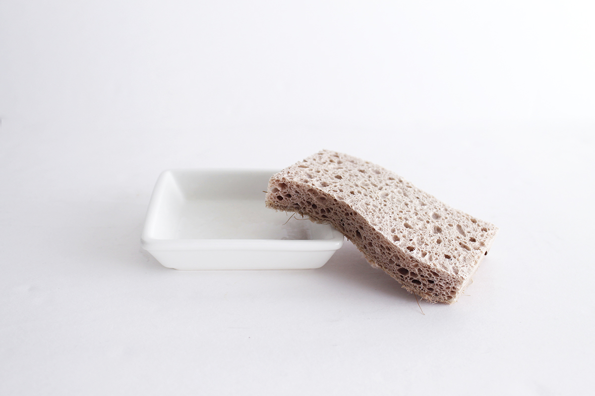 Eco friendly dish sponge alternatives