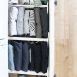 Simple baby wardrobe
