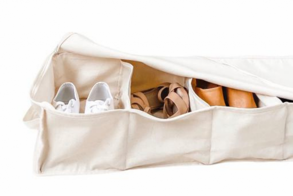Best Under Bed Shoe Storage Solutions for Small Spaces