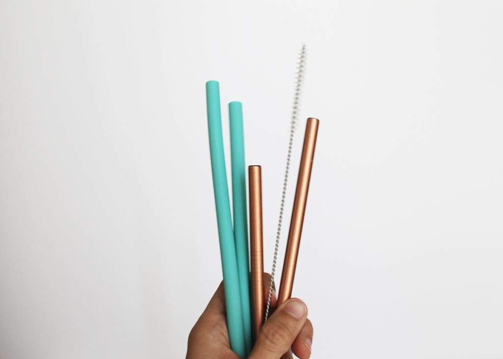 These three reusable straws are easiest to keep clean